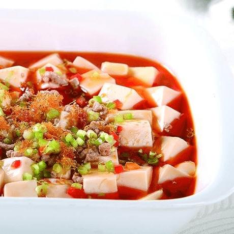 香喷喷的麻婆豆腐