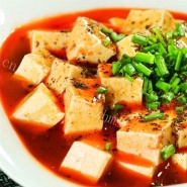 下饭的麻婆豆腐