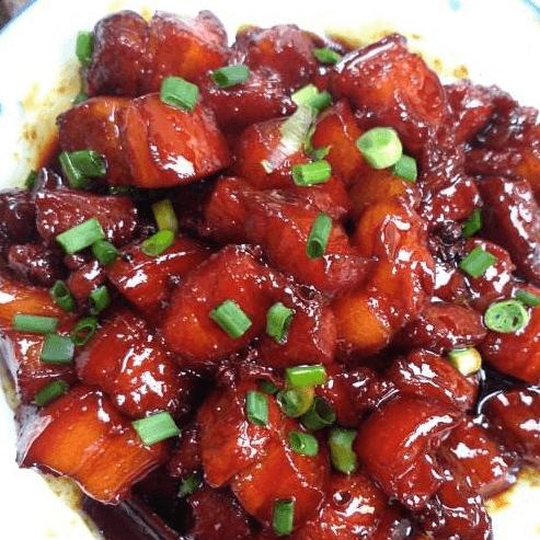 外婆做的红烧肉