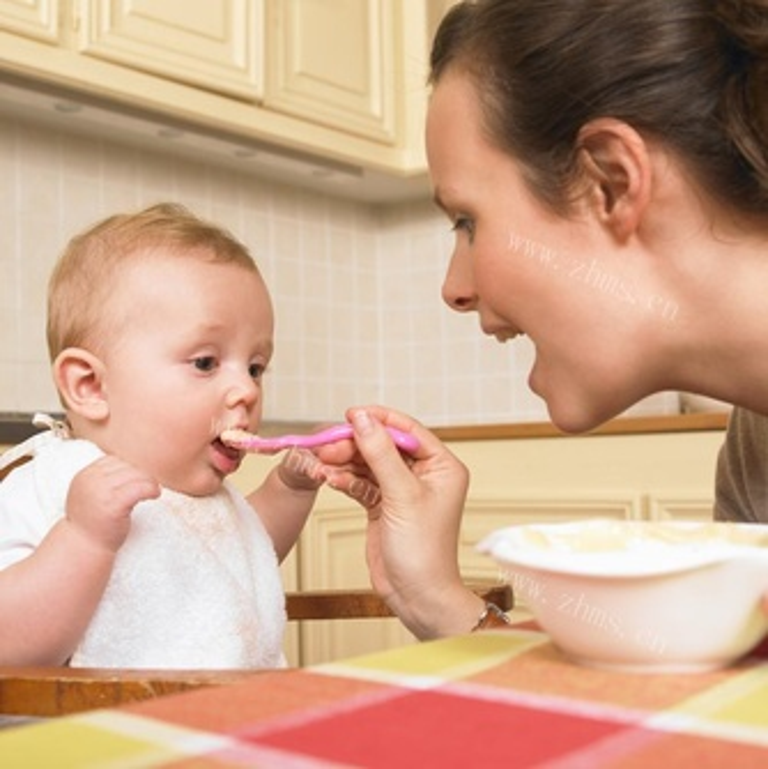 宝宝腹泻吃什么食物