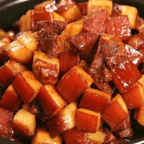 在家做的红烧肉