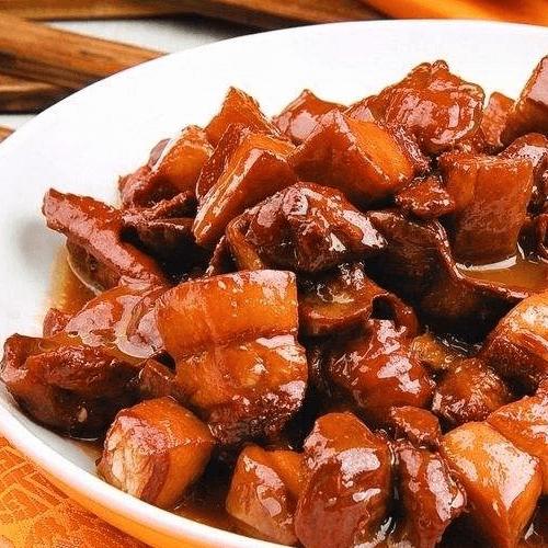 妈妈教我做红烧肉