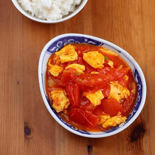【简单版】西红柿炒鸡蛋
