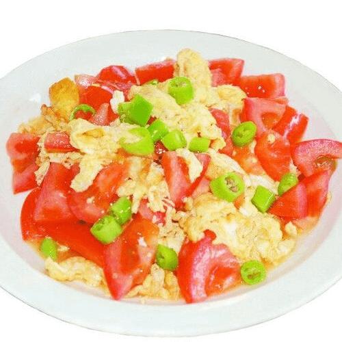 简单易做的西红柿炒鸡蛋