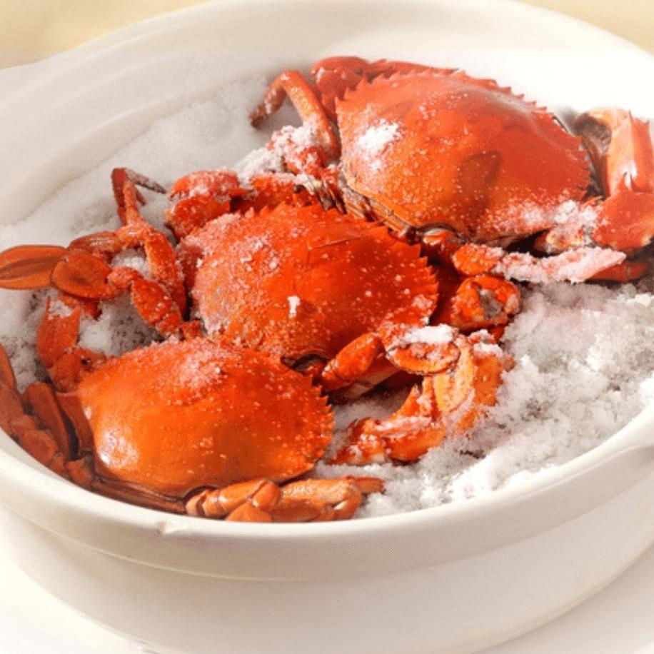螃蟹怎么做