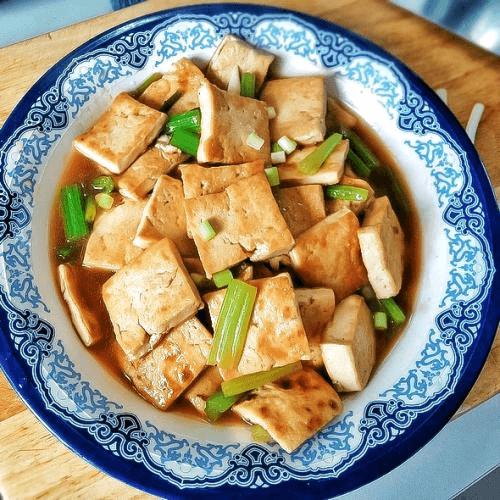 回味无穷的家常豆腐