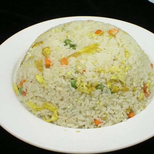 蛋炒饭(简单版)