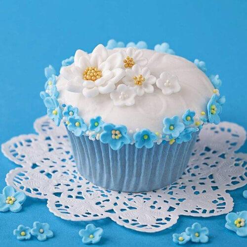 纸杯蛋糕(懒人版)