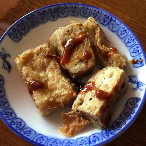#美食派#臭豆腐