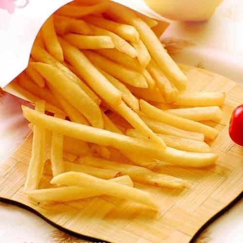 简易版-炸薯条