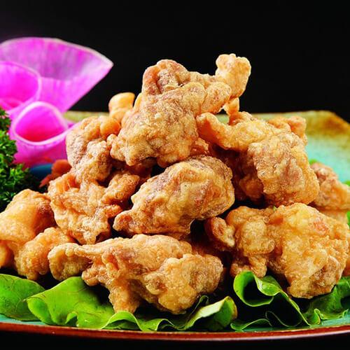 #健康食谱#酥肉