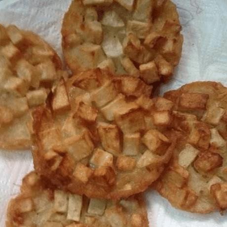 唇齿留香的红薯饼