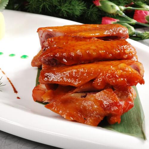 #美食派#香辣鸡翅
