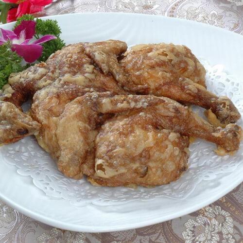 脆香香酥炸鸡