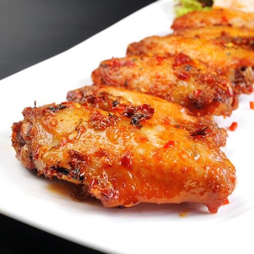 【DIY】烤鸡翅