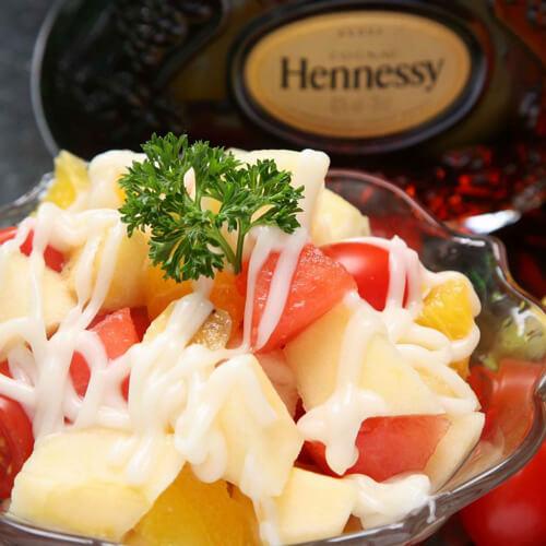 【美味可口】水果沙拉