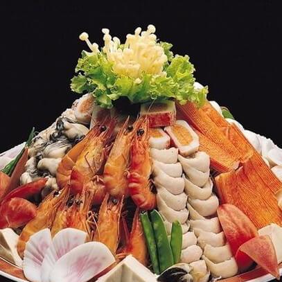美味的虾皮椰菜花