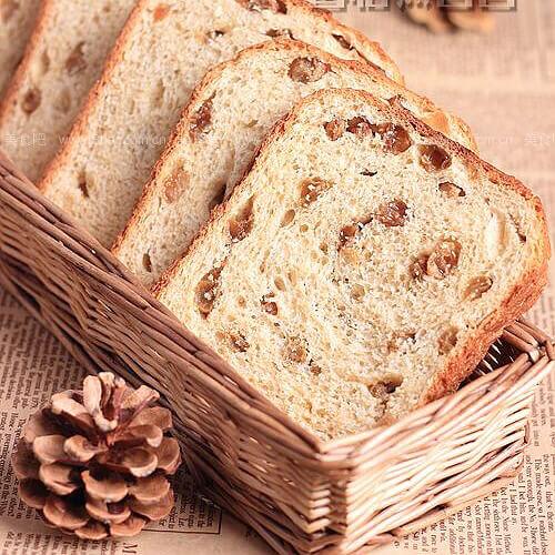 营养红糖粗粮面包