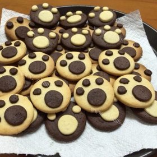 自制宝宝饼干