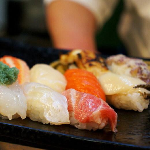 美味家庭式寿司
