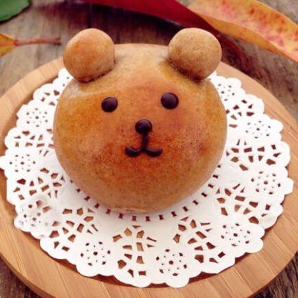 棕熊小餐包