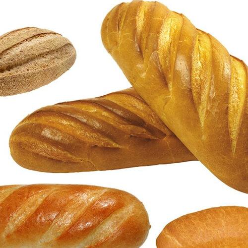 养生的扭扭面包