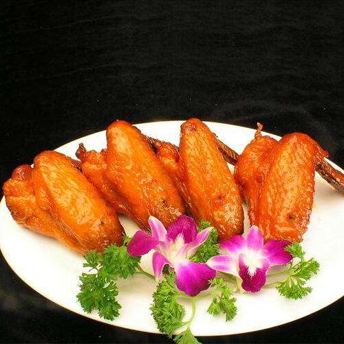 蜜汁红薯鸡翅根