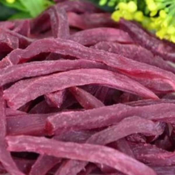 原味紫薯干
