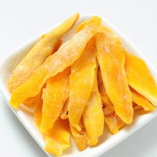 香甜的芒果干