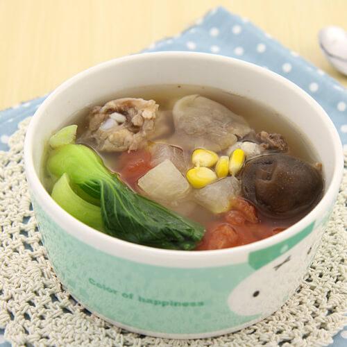 DIY排骨汤