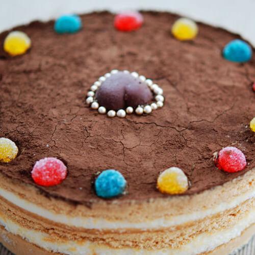 #美味时刻#木糠蛋糕