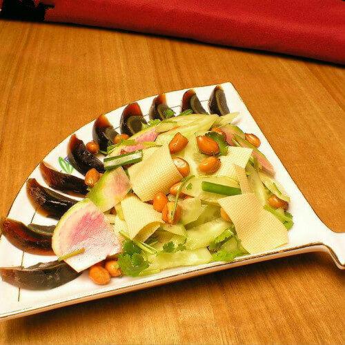 家庭自制花生豆腐