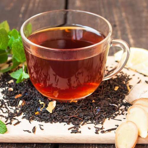 滋补的姜红茶