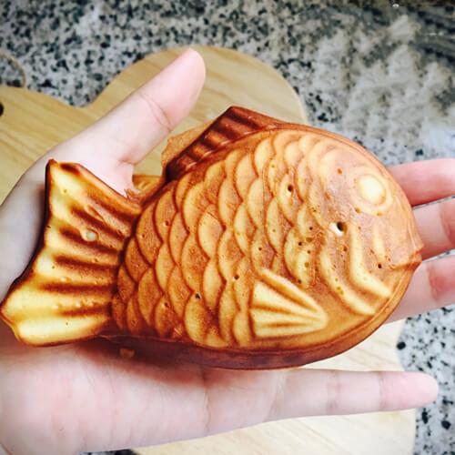 好吃的小鱼饼