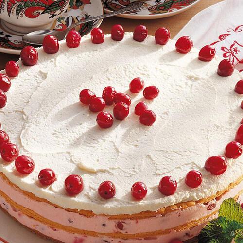 核桃蔓越莓蛋糕
