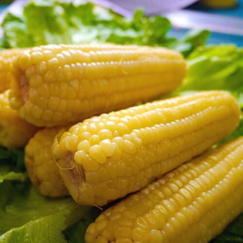常吃不腻的煮玉米