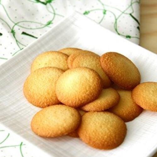 黑糖芝麻蛋黄小饼干