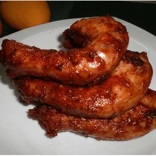 多味烤鸡脖