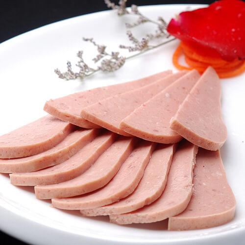 好吃的午餐肉