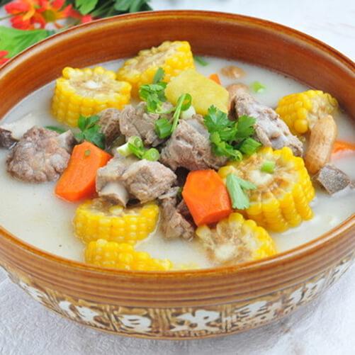 简单版西班牙奶油豌豆汤