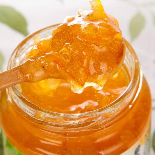 营养丰富的蜂蜜柚子茶