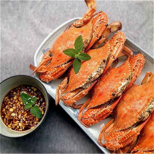 【首发】煮螃蟹
