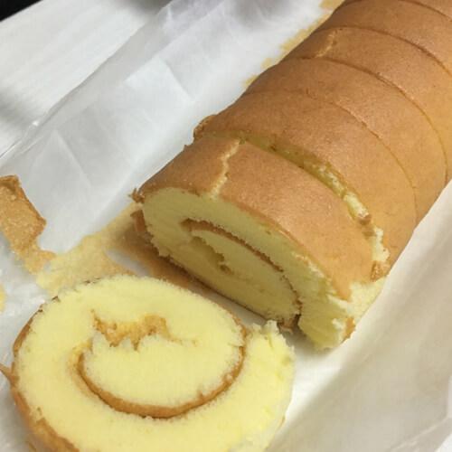 诱人蛋糕卷