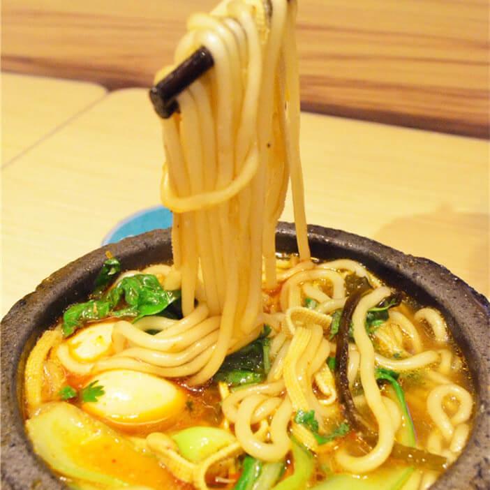 美餐砂锅土豆粉
