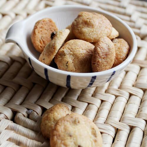 葡萄串饼干
