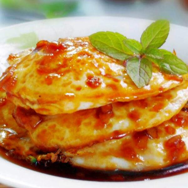番茄酱荷包蛋
