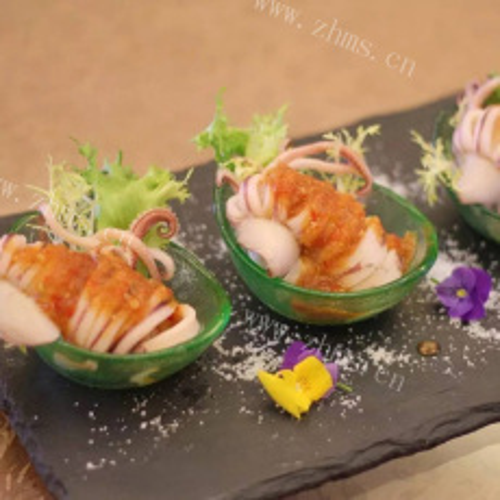 鲜香泰汁八爪鱼