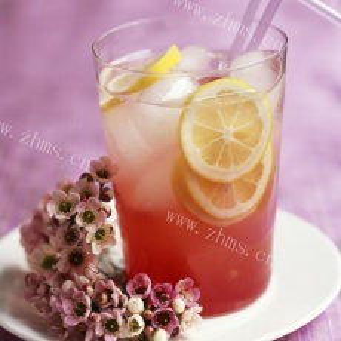 蜂蜜柠檬石榴汁