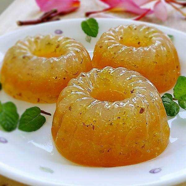南瓜桂花饼