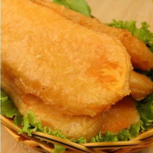 芝士风味薯饼
